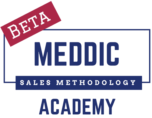 MEDDIC ACADEMY: Sales Courses, Training, Coaching for Enterprise B2B and complex sales