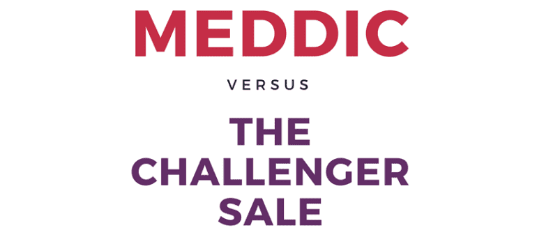 MEDDIC-vs.-TCS-The-Challenger-Sale