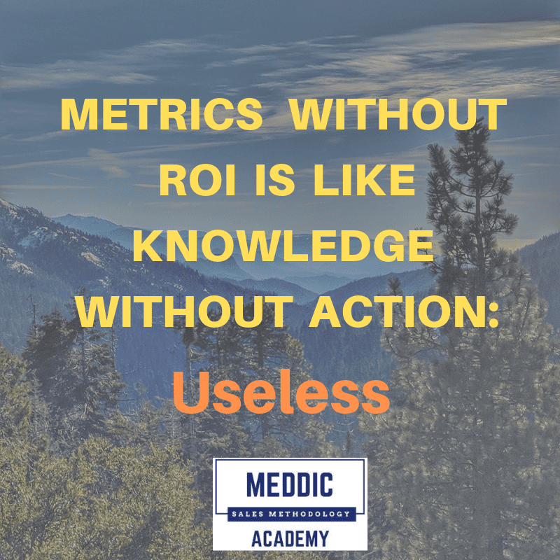 Metric without ROI