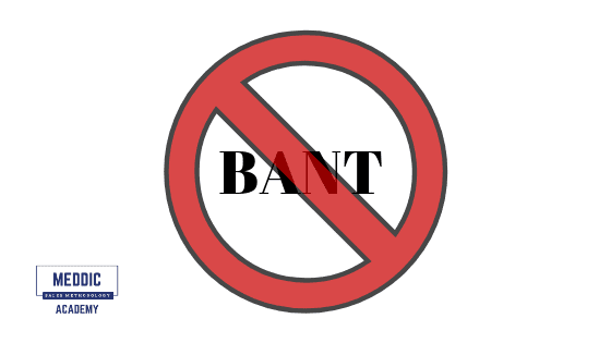 BANT banned